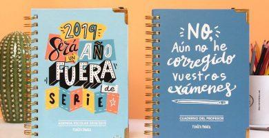 agenda 2019 pedrita parket