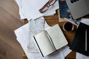 boullet journal viajes